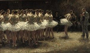 Nicolaas van der Waay - Image: Waay Ballerinas