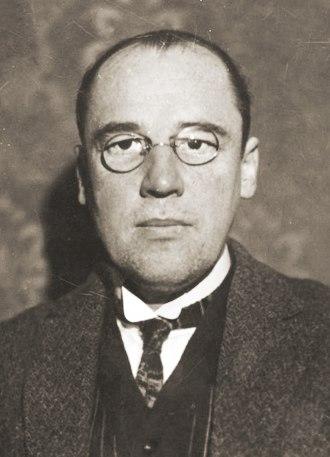 Wacław Sierpiński - Image: Wacław Sierpiński