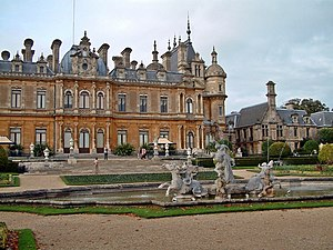 Waddesdon Manor - geograph.org.uk - 1062949