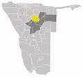 Wahlkreis Otavi in Otjozondjupa.png
