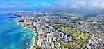 Waikiki, Honolulu Panorama (16191692896).jpg