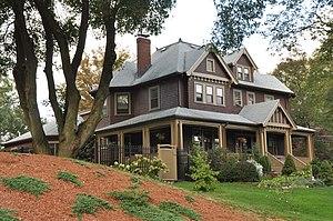 House at 1 Morrison Avenue - Image: Wakefield MA 1Morrison Avenue
