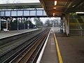 Wandsworth Common stn northbound slow platform look south2.JPG