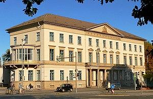 Georg Ludwig Friedrich Laves - Image: Wangenheim Palais