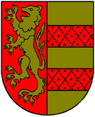 Wappen der Gemeinde Butjadingen