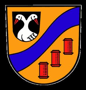 Glattbach - Image: Wappen Glattbach Bayern