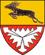 Coat of arms of Haste, Germany