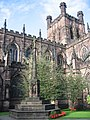 War Memorial at Chester Cathedral - geograph.org.uk - 558834.jpg