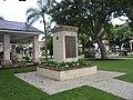 War memorial (NE corner) in Plaza De La Constitucion.JPG