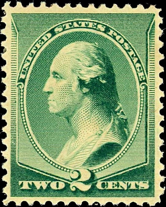 Washington2 1887Issue-2c