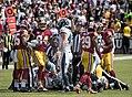 Washington Redskins, Philadelphia Eagles (36983258062).jpg