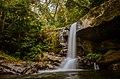 Waterfall on Sanje Falls trail at Udzungwa Mountains National Park.jpg