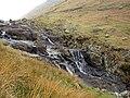 Waterfall on Wyth Burn - geograph.org.uk - 407914.jpg
