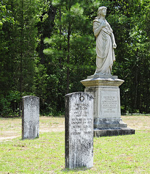 Lancaster County, South Carolina - Waxhaw Presbyterian Church Cemetery