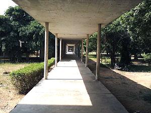 University of Karachi - Way to Arts Lobby