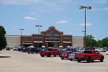 Albertsons In Weatherford Texas May 2017