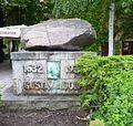Weißenfels Gedenkstein für Gustav II. Adolf.JPG