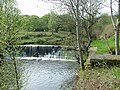Weir on the Colne - geograph.org.uk - 165026.jpg