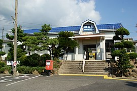 West Japan Railway - Kogushi Station - 01.JPG