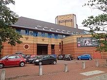 Playhouse Car Park Leeds