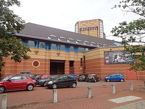 West Yorkshire Playhouse - Image: West Yorkshire Playhouse, Leeds (30th May 2014) 001