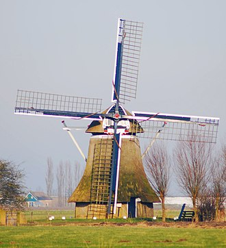 Kollumerpomp - Image: Westermolen