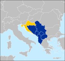 Balkans - Wikipedia