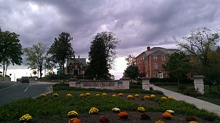Western Maryland College Historic District United States historic place