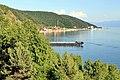 Widok na Listwiankę i jezioro Bajkał 02.JPG