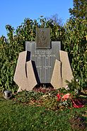 Wiener Zentralfriedhof - Gruppe 14 C - Grab von Felix Slavik