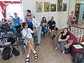 WikiConference 2017 Kherson. Day 2 - Talks on Wikiprojects 23.jpg