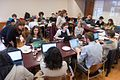 WikiWomen's Edit-a-thon at Queens College 02.jpg