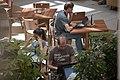 Wikimedia Hackathon Vienna 2017-05-19 lounge 017.jpg