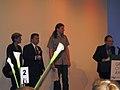 Wikipedia Grimme Preis 2005 Wikipedia Grimme Award.jpg