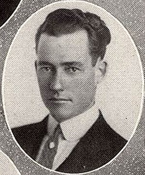 Kappa Kappa Psi - William Scroggs, 1922