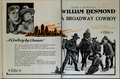 William Desmond in A Broadway Cowboy by Joseph J. Franz Film Daily 1920.png