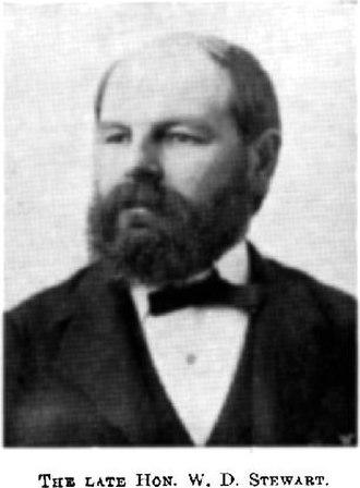 William Downie Stewart Sr. - Downie Stewart