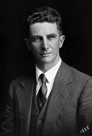 Bill Barnard - Image: William Edward Barnard, 1925