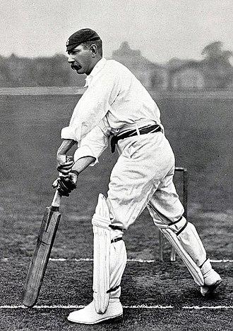 Bill Lockwood (cricketer) - Image: William Henry Lockwood c 1900