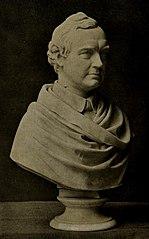 Bust of W.P. Wilstach