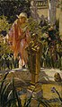 William de Leftwich Dodge - Stepping in the Fountain - 1984.144 - Smithsonian American Art Museum.jpg