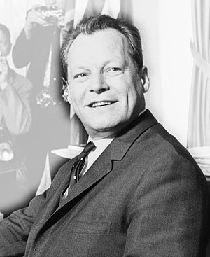 Brandt Report - Willy Brandt, the creator of the Brandt Report