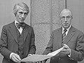 Wim Crouwel en Eddie Stijkel (1976).jpg