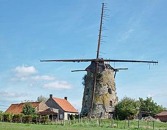 Lo-Reninge - Image: Windmolen Margrietmolen, Lo Reninge (DSCF9531)
