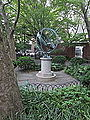 Winston Church Square armillary sphere New York City, May 2014 - 011.jpg