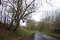 Winter lane - geograph.org.uk - 293713.jpg