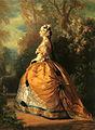 Winterhalter, Franz Xaver - The Empress Eugénie - 1854.jpg