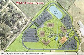 Western Kentucky University-Owensboro - Western Kentucky University-Owensboro expansion plan.