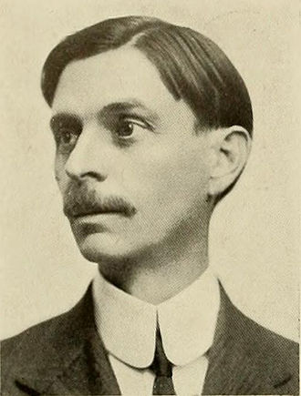 William Preston Few - Few pictured in The Chanticleer 1912, Duke yearbook