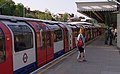 Woodford tube station MMB 01 1992 Stock.jpg